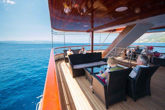 MS Admiral - Deck