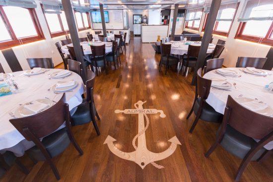 MS Admiral - Restaurant