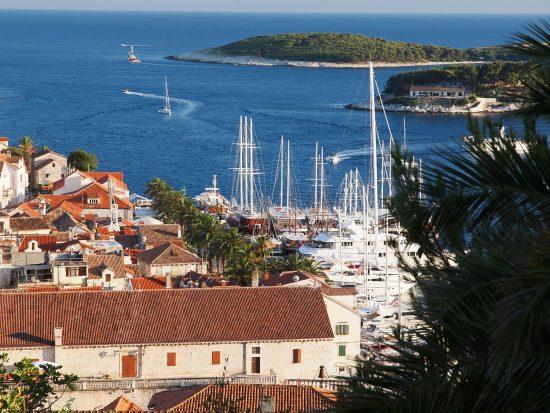 Hvar - Hvar Town Harbour