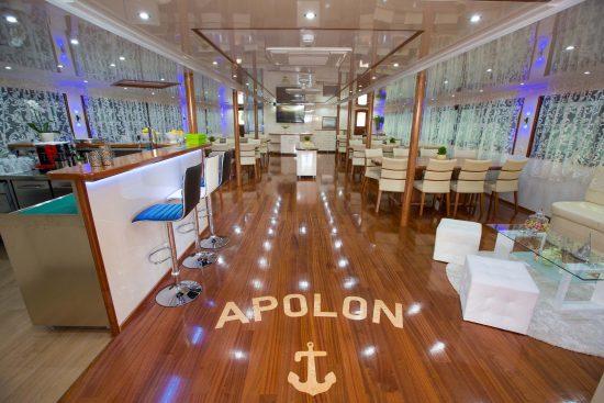 MS Apolon Restaurant