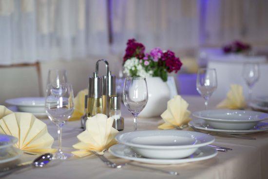 MS Splendid Dinner Setting