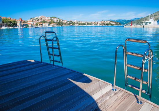 MS Splendid Swimming Platform