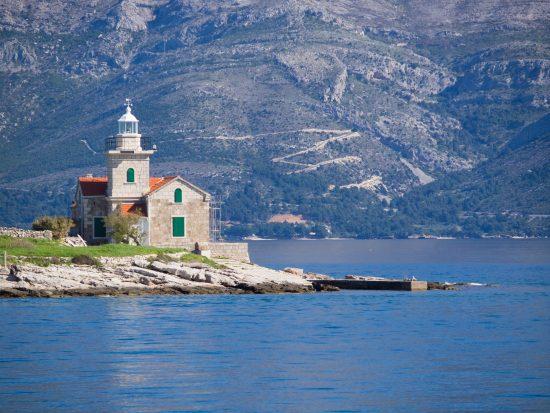 St. Peter Lighthouse, Makarska