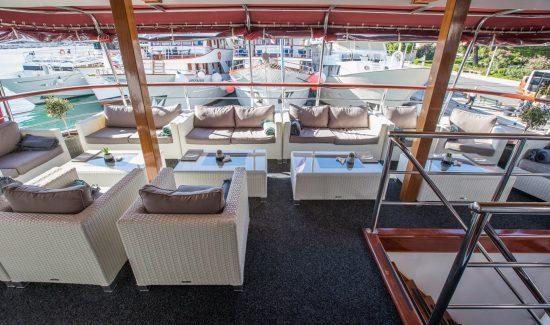 MS Adriatic Pearl - Deck