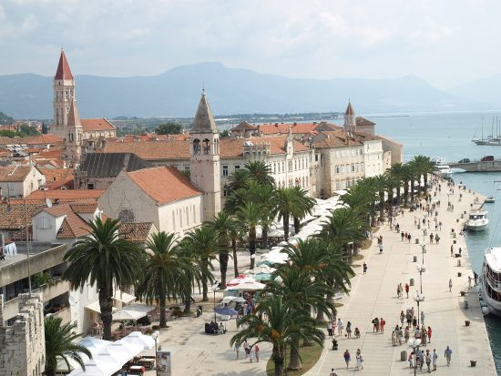 Trogir - Waterfront