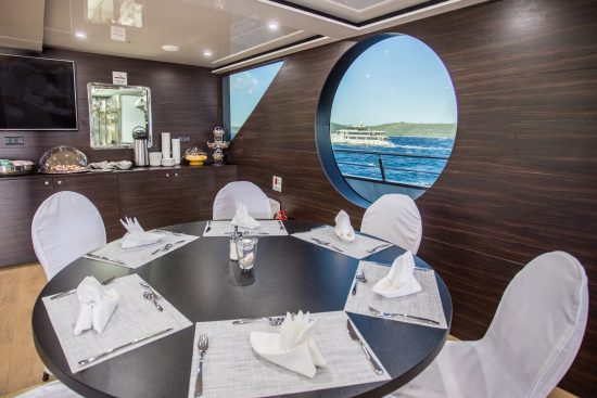 MS Adriatic Queen - Restaurant