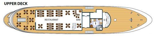 Prestige Deck Plan 1
