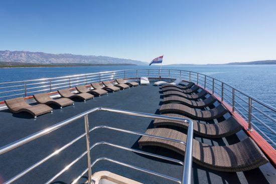 MS Stella Maris - Sun Deck