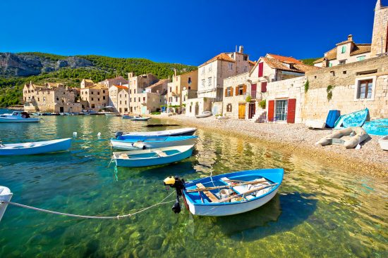 Hidden Beauties of Dalmatia (2021) Split to Split