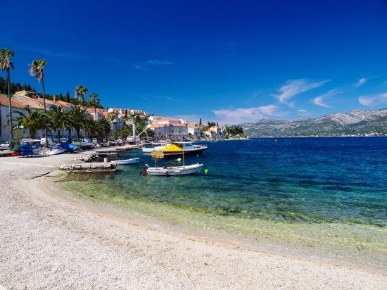 Korcula - Old Town Waterfront