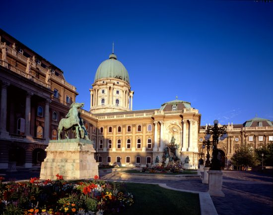 Budapest, Hungary - Buda Castle