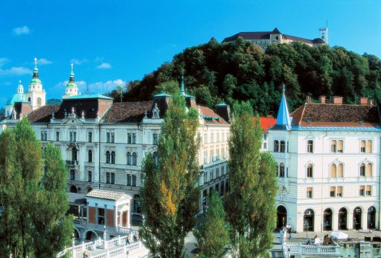 Ljubljana, Slovenia - Old Town