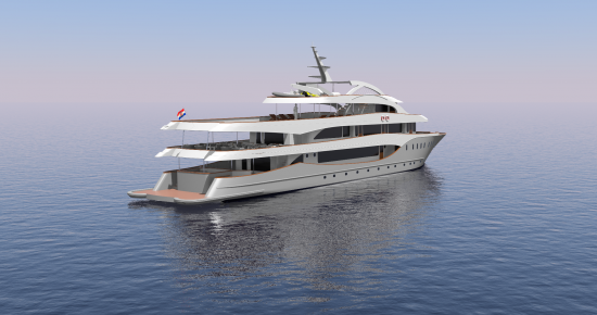 MS Symphony - External (Artists Impression)